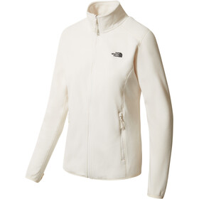 The North Face 100 Glacier Full Zip Jacket Women, wit